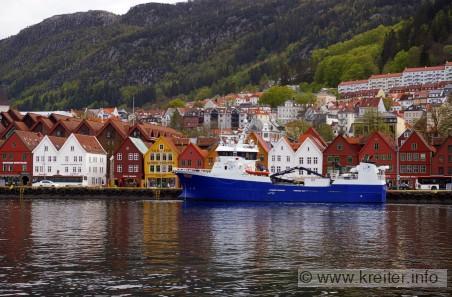 reiseberichte norwegen mit schiff